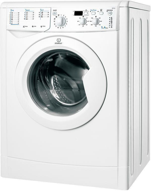 Photo Lave linge Frontal Indesit IDW7125