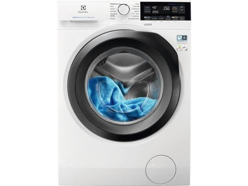 Photo Lavante séchante  Frontal Electrolux EW7W3922RA