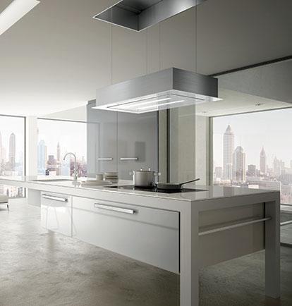 hotte de plafond skylift 900 roblin 5201010 electromenager grossiste. Black Bedroom Furniture Sets. Home Design Ideas
