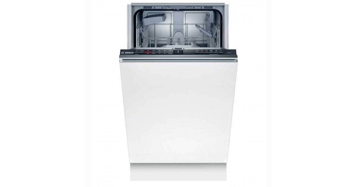 Photo Lave Vaisselle Tout Intégrable Bosch SPV21KX10E