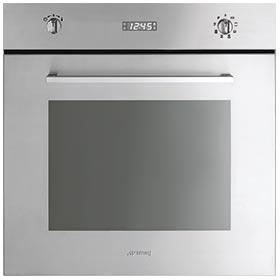 Photo Four Smeg Multifonction Pyrolyse SCP495X-8