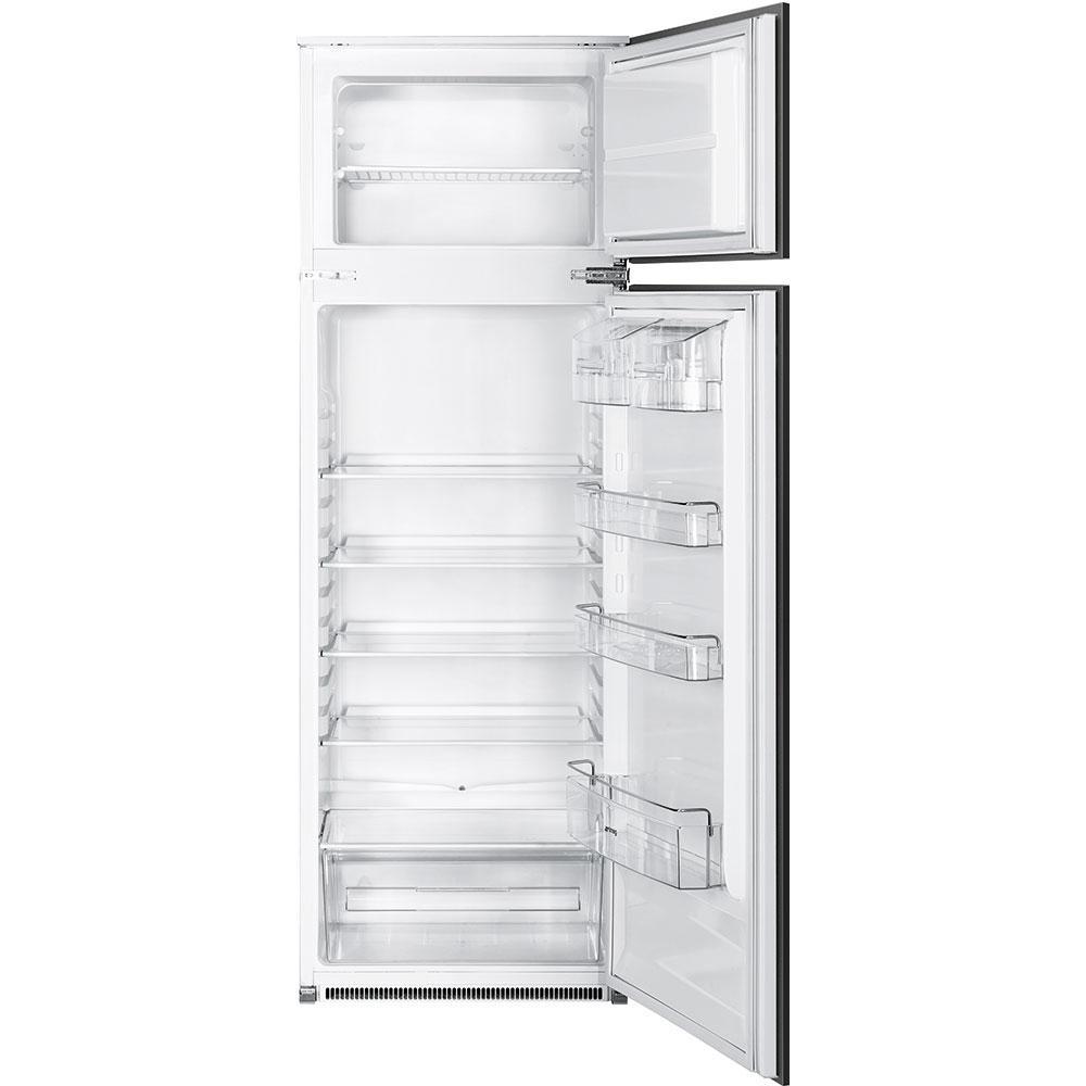 Photo Réfrigérateur Combiné Intégrable Smeg D3150P