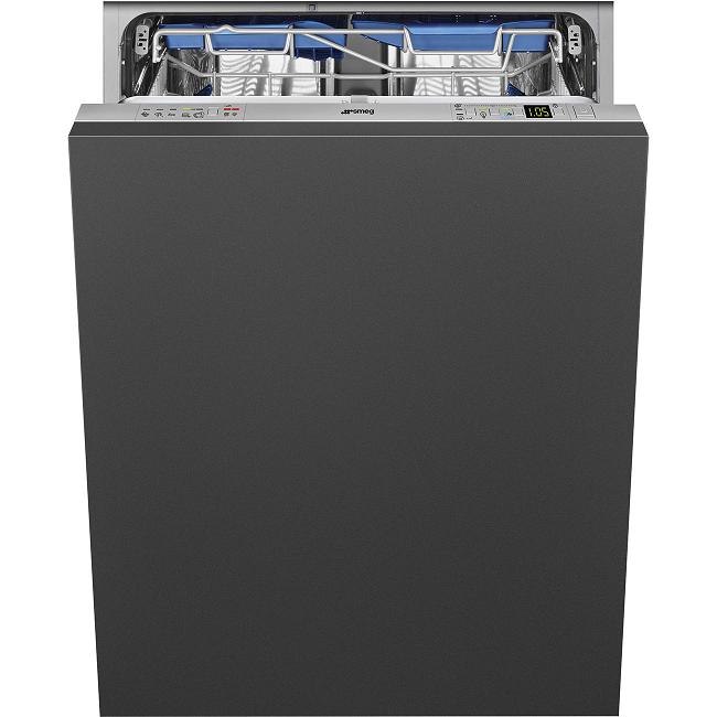 Photo Lave-Vaisselle Tout Intégrable Smeg STL62335LFR