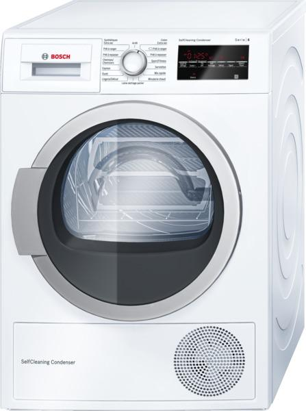s che linge condensation selfcleaning bosch wtw87490ff electromenager grossiste. Black Bedroom Furniture Sets. Home Design Ideas