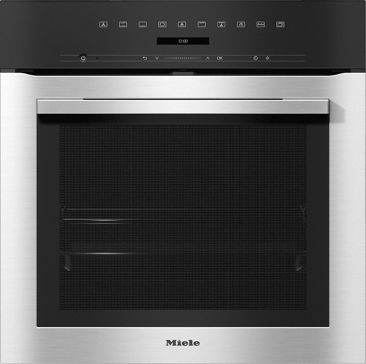 Photo Four Pyrolyse Multifonction Miele H7161BP
