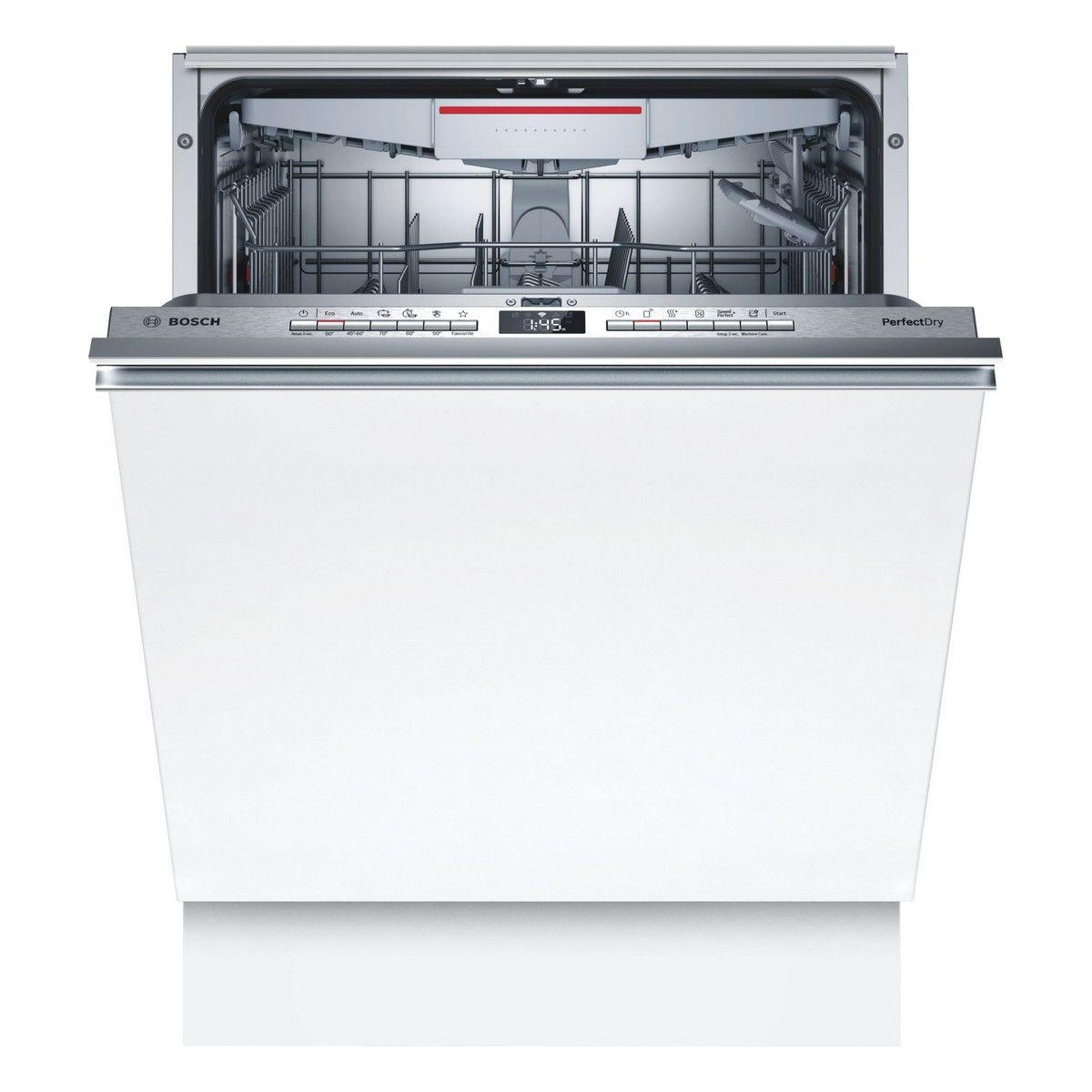 Photo Lave Vaisselle Tout Intégrable Bosch SMV6ZCX00E