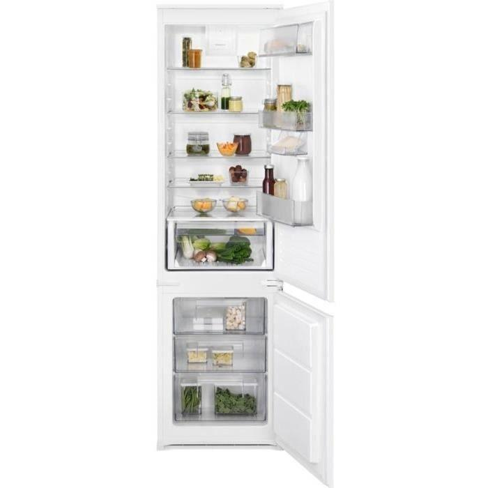 Photo Réfrigérateur Combiné Intégrable Electrolux ENN3012AOW