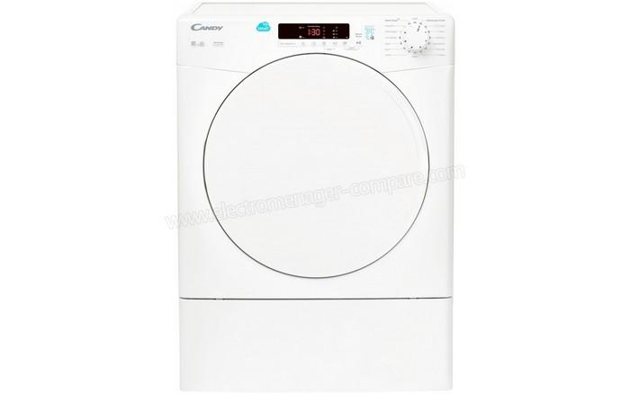 Photo Sèche Linge Évacuation Candy CSV10DF-47