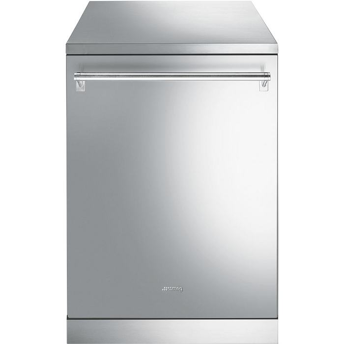 Photo Lave-vaisselle Posable Smeg LVS433STPXIN