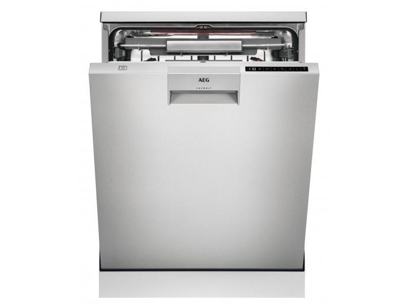 Photo Lave-Vaisselle Posable Aeg FFB83806PM