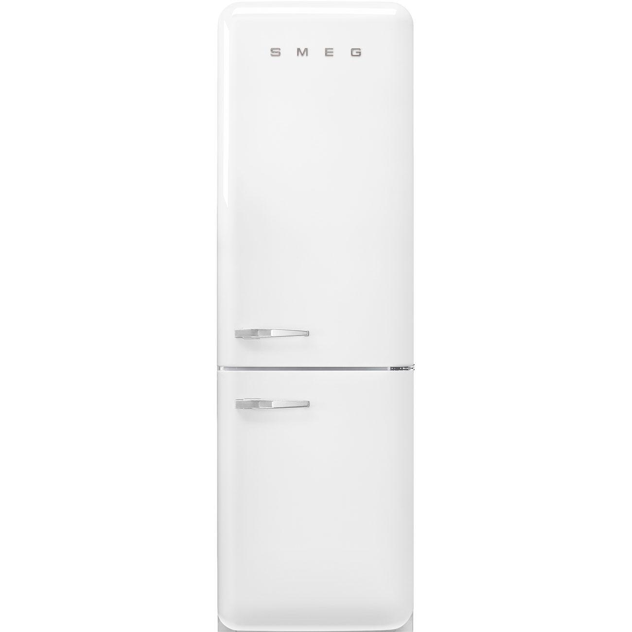 Photo Réfrigérateur Combiné Smeg FAB32RWH5