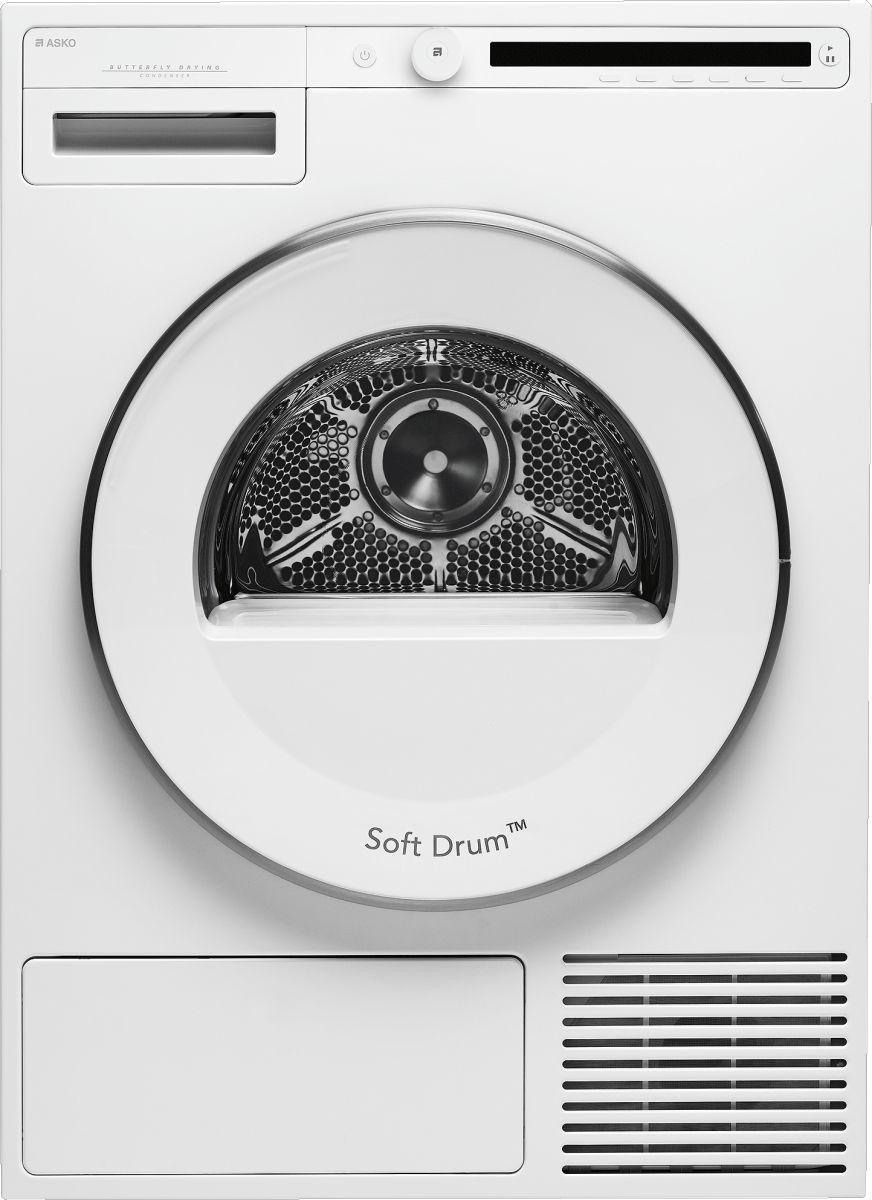 Photo Sèche-Linge à Condensation Asko T208C.W