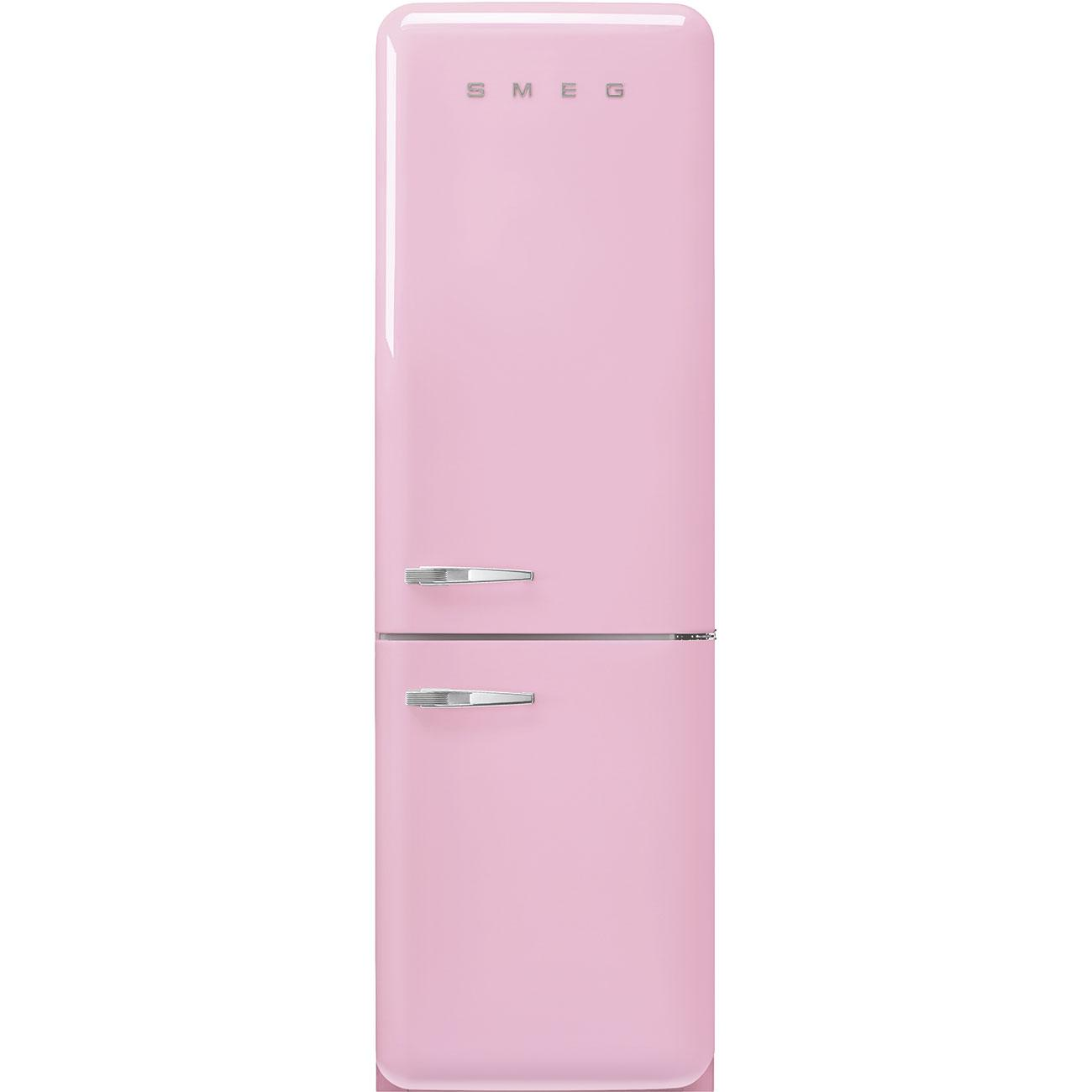 Photo Réfrigérateur Combiné Smeg FAB32RPK5