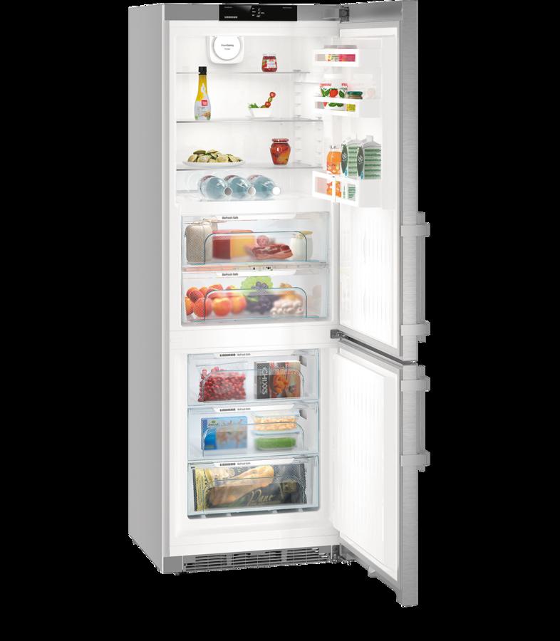Photo Réfrigérateur Combiné Liebherr CBNEF5715