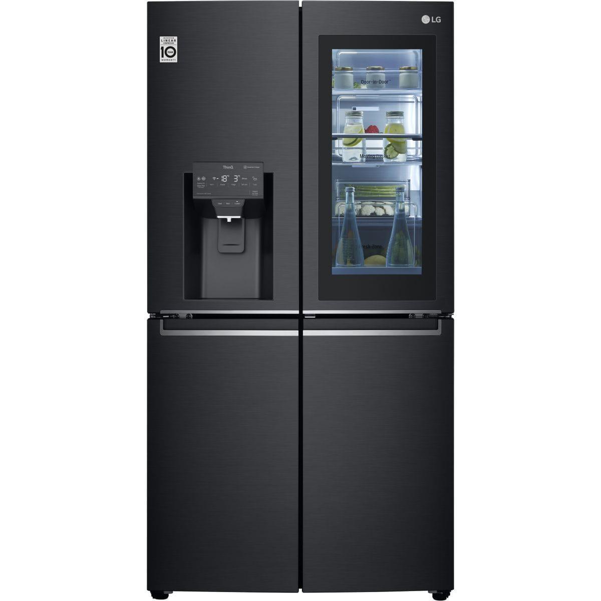 Photo Réfrigérateur Américain LG GMX945MC9F