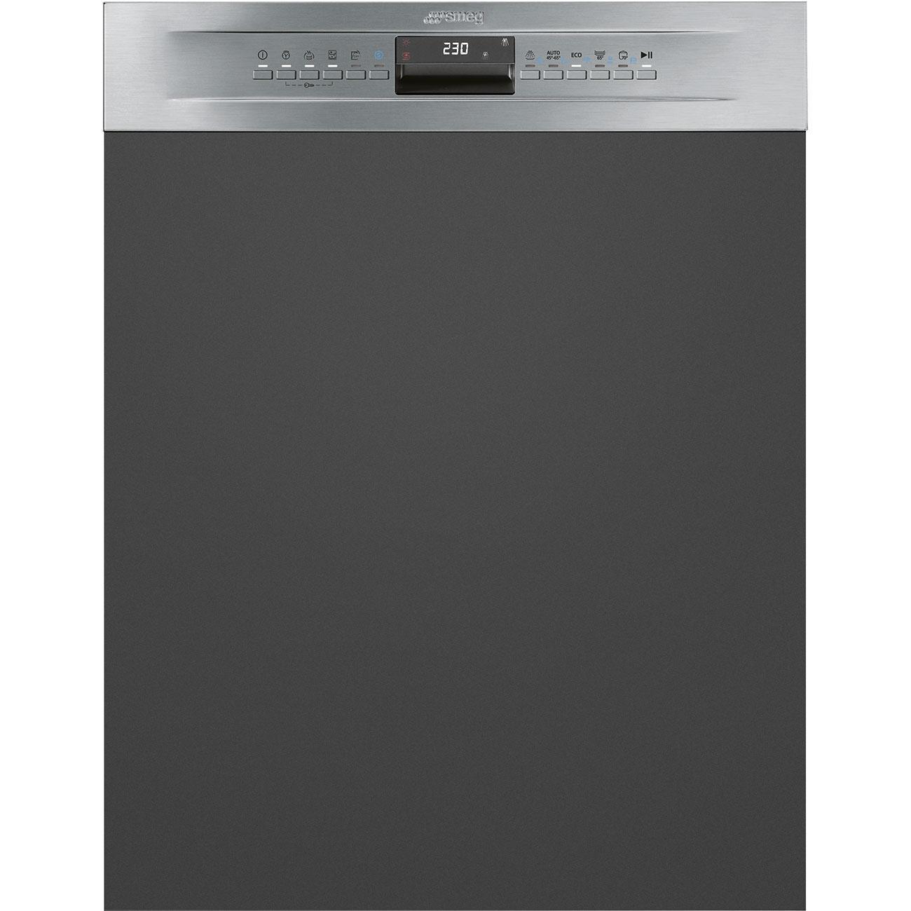 Photo Lave Vaisselle Intégrable Smeg PL254CX