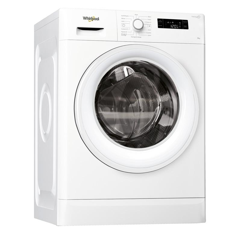 Photo Lave linge Frontal Whirlpool FWFB81483WFR