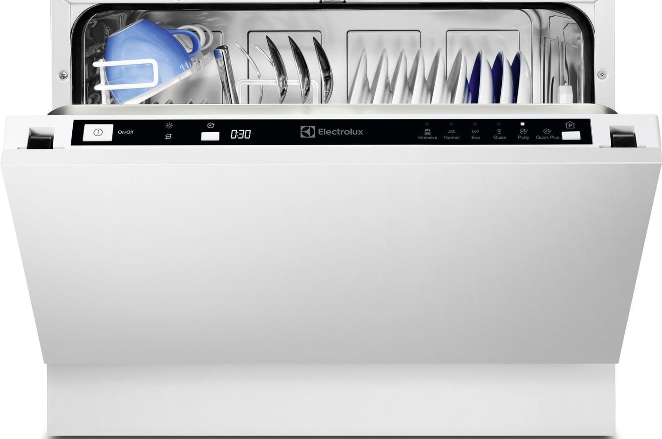 Photo Mini Lave Vaisselle Electrolux Intégrable ESL2400RO