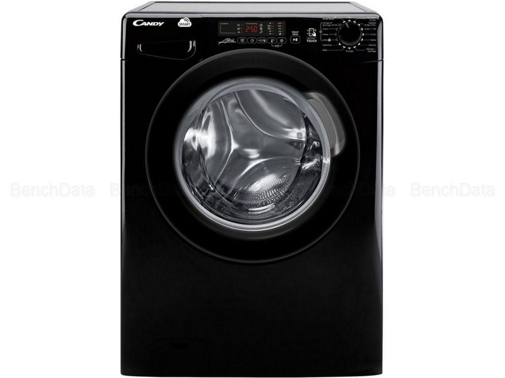 Photo Lave Linge Séchant Candy CSW485DB