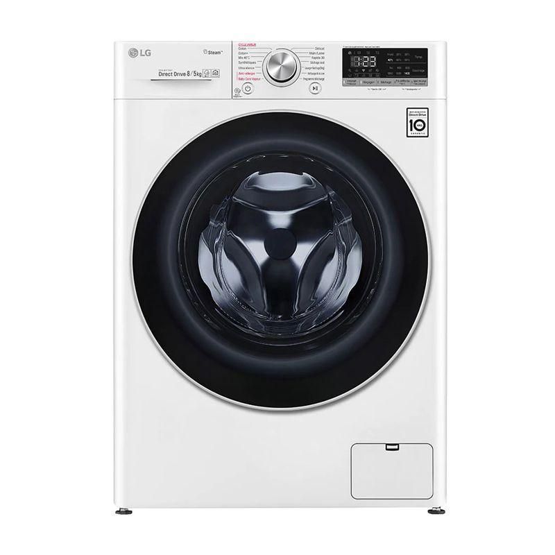 Photo Lave Linge Séchant LG  F854N41WR