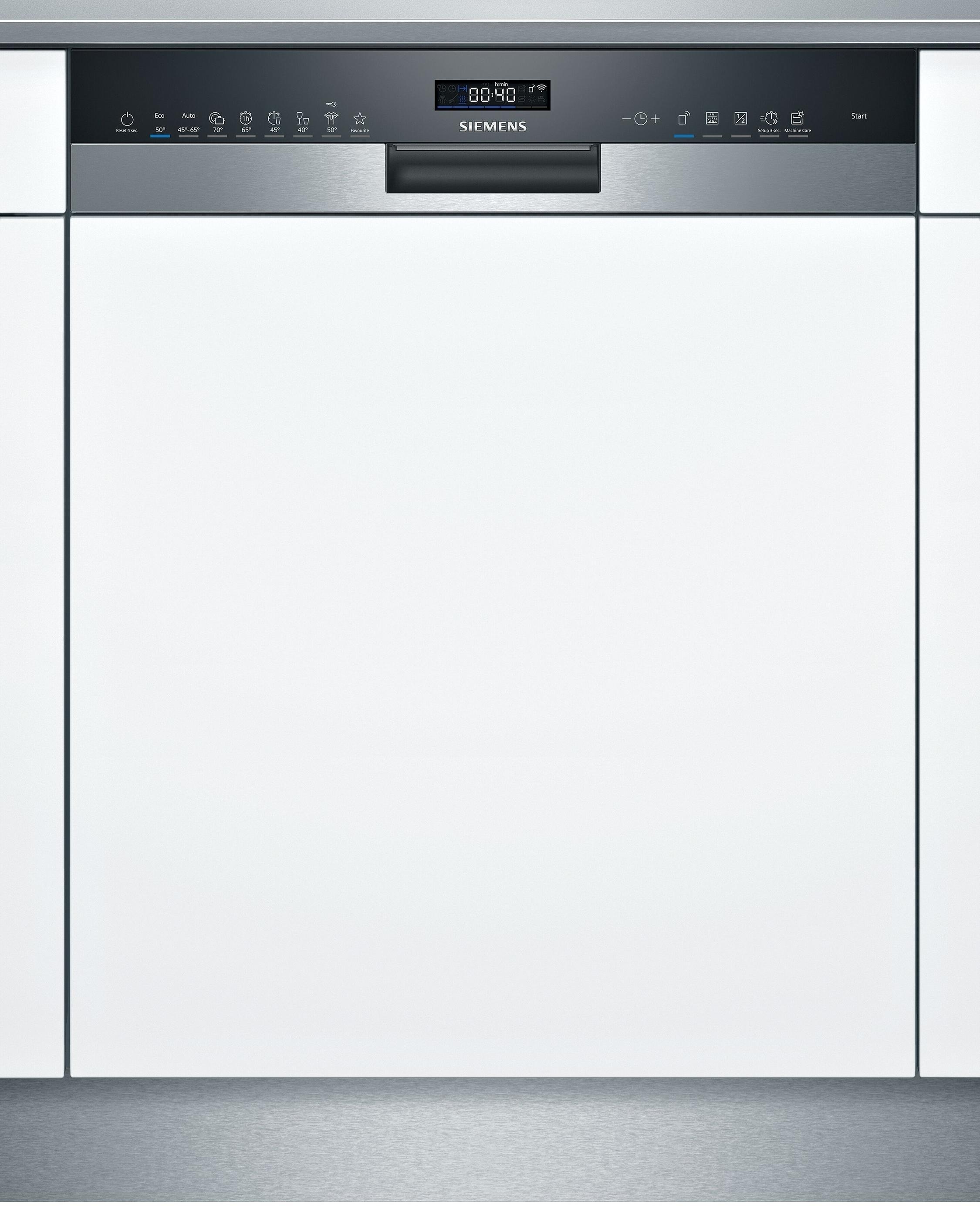 Photo Lave Vaisselle Siemens Intégrable SN55ES56CE
