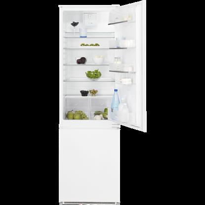 Photo Réfrigérateur Combiné Intégrable Electrolux ENN2914AOW