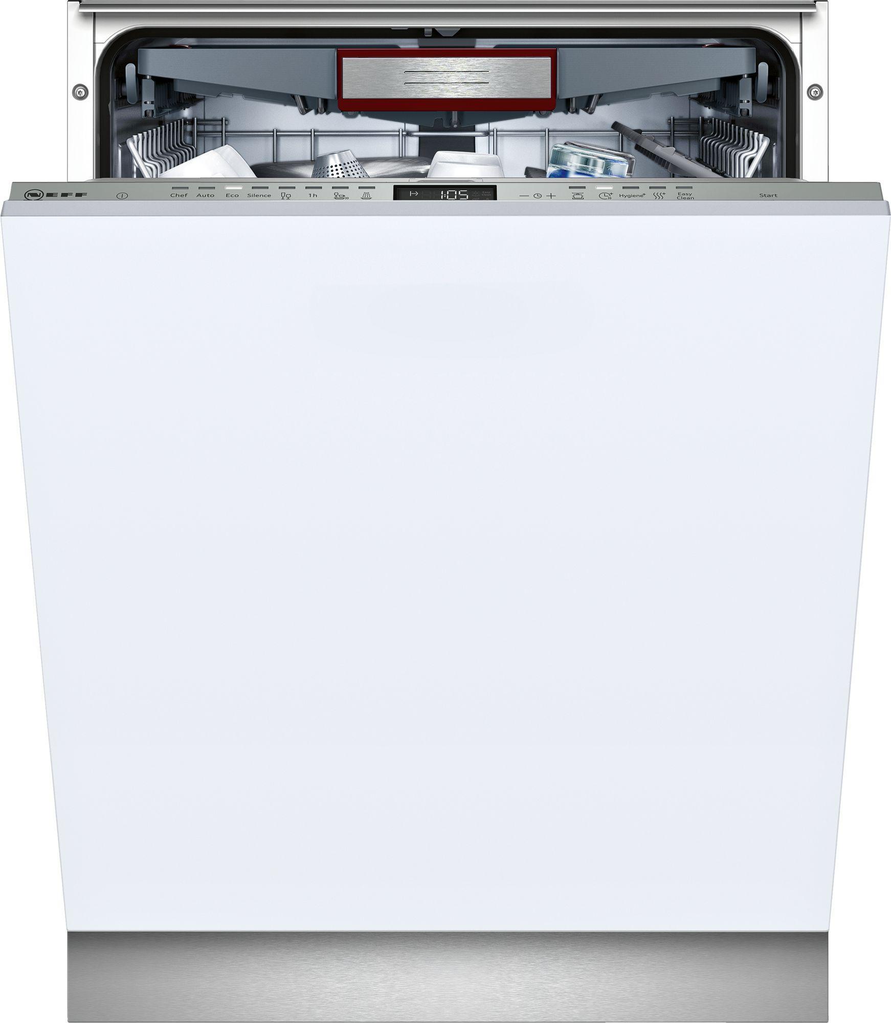 Photo Lave-Vaisselle intégrable Neff S715T60D02E