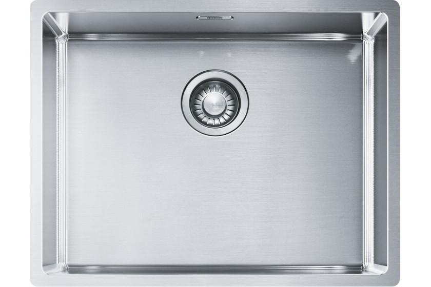 Photo Évier Franke Box Inox BXX110-50