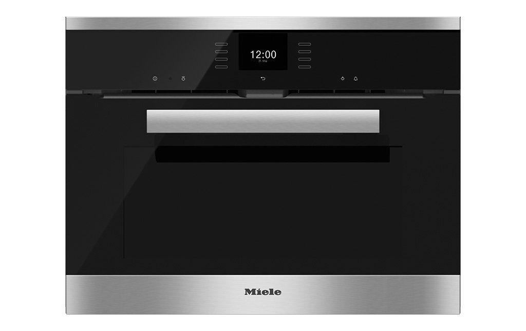 Photo Four Miele Multifonction Pyrolyse H6600BPIN