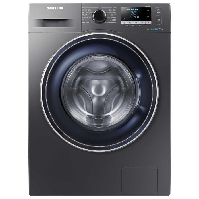 Photo Lave Linge Frontal Samsung WW70J5556FX