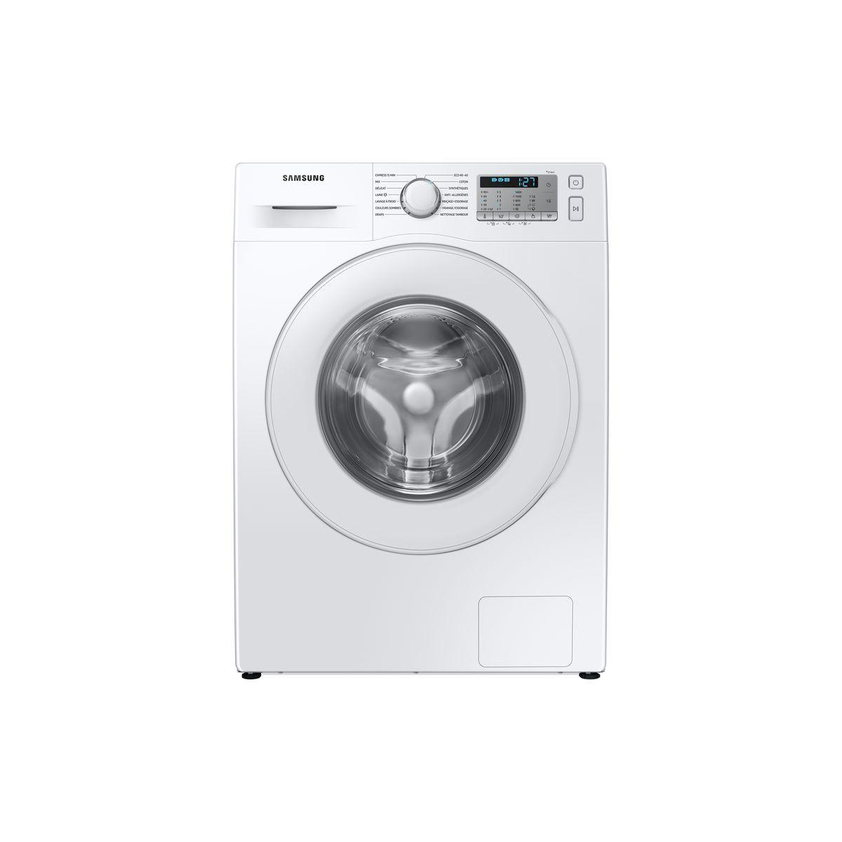 Photo Lave-Linge Frontal Samsung WW80TA046TH
