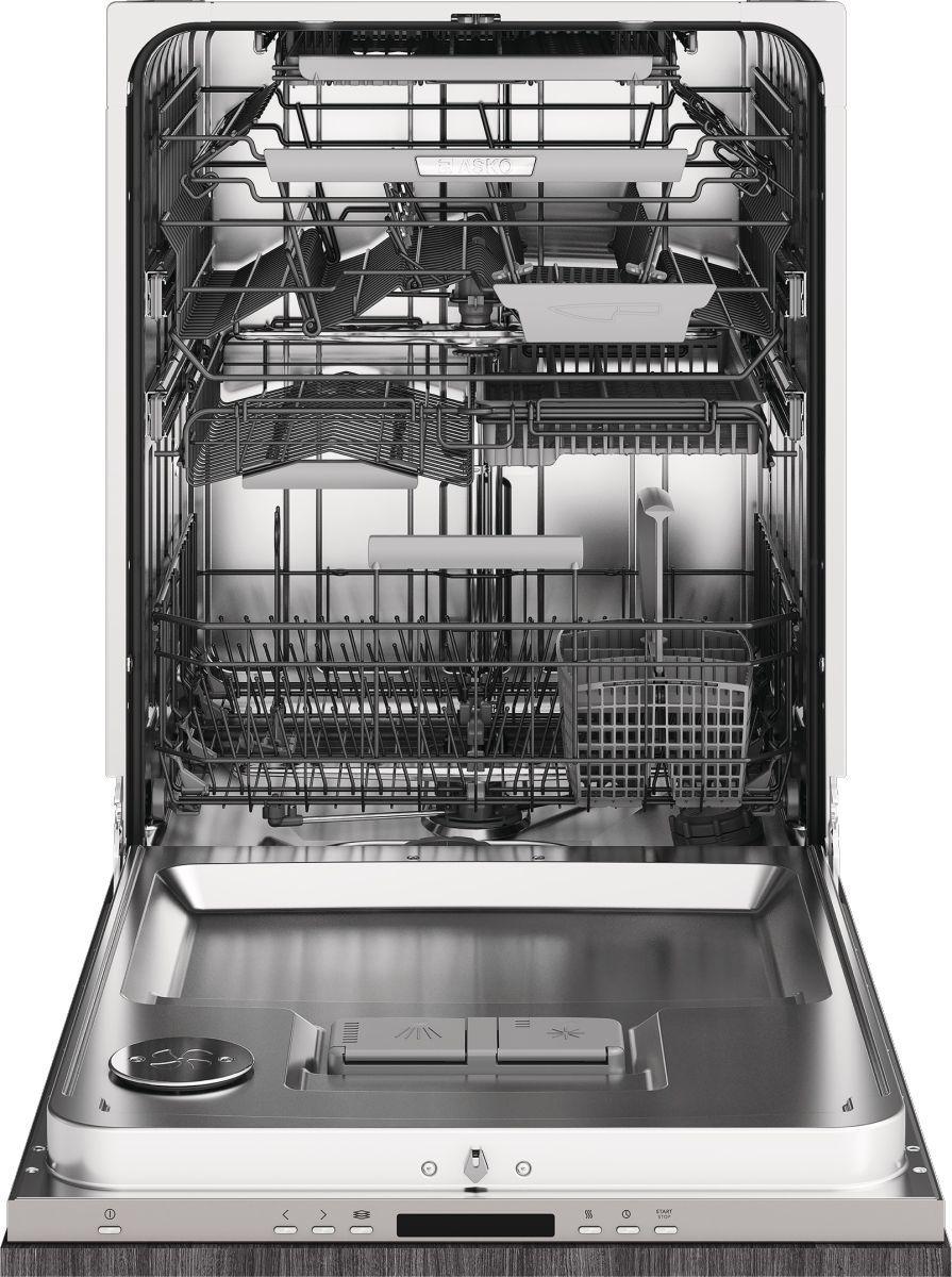 Photo Lave Vaisselle Tout Intégrable Asko DFI676GXXL/1