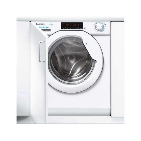 Photo Lave linge Intégrable Candy CBW48TWME-S