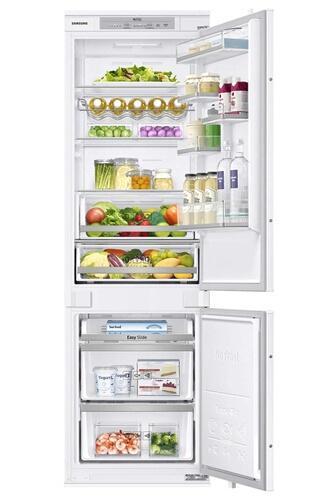 Photo Réfrigérateur Combiné Intégrable Samsung BRB260134WW
