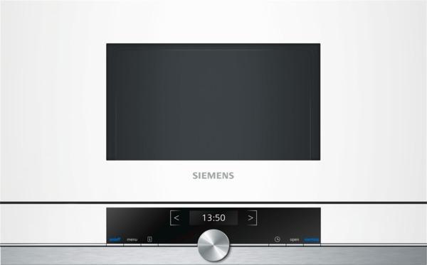Photo Micro-Ondes Siemens Encastrable BF634LGW1
