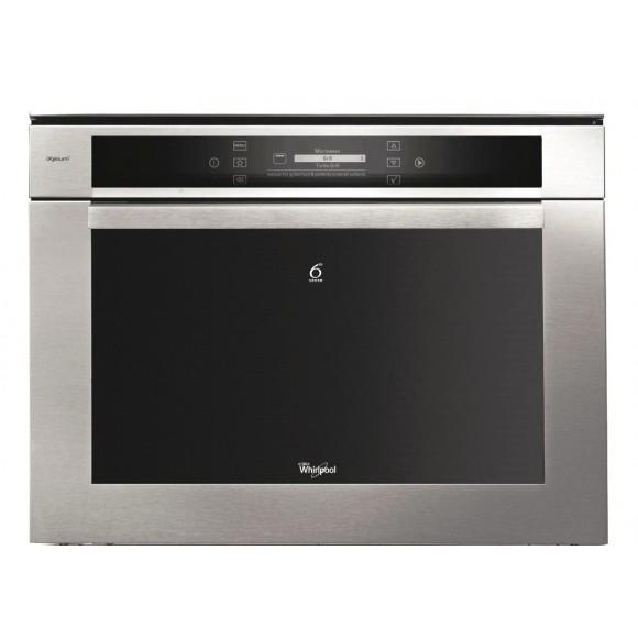 Photo Micro-Ondes Gril Whirlpool Encastrable AMW869IXL