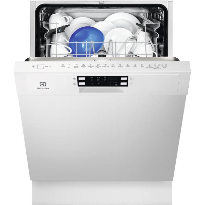Photo Lave Vaisselle Intégrable Electrolux ESI5515LOW