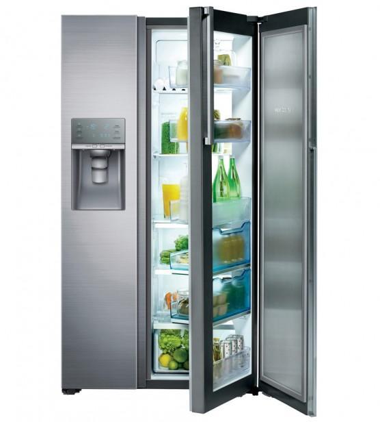 Photo Réfrigérateur Samsung Americain RH57H90507F