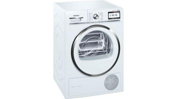 Photo Sèche Linge Condensation Home Connect Siemens WT47Y8H2FF