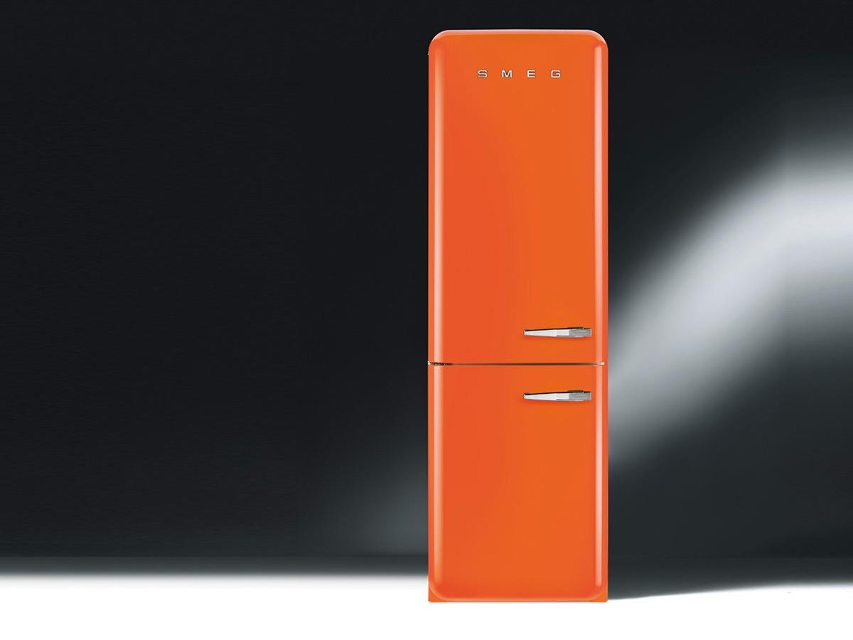 Photo Réfrigérateur Combiné Smeg  FAB32LON1
