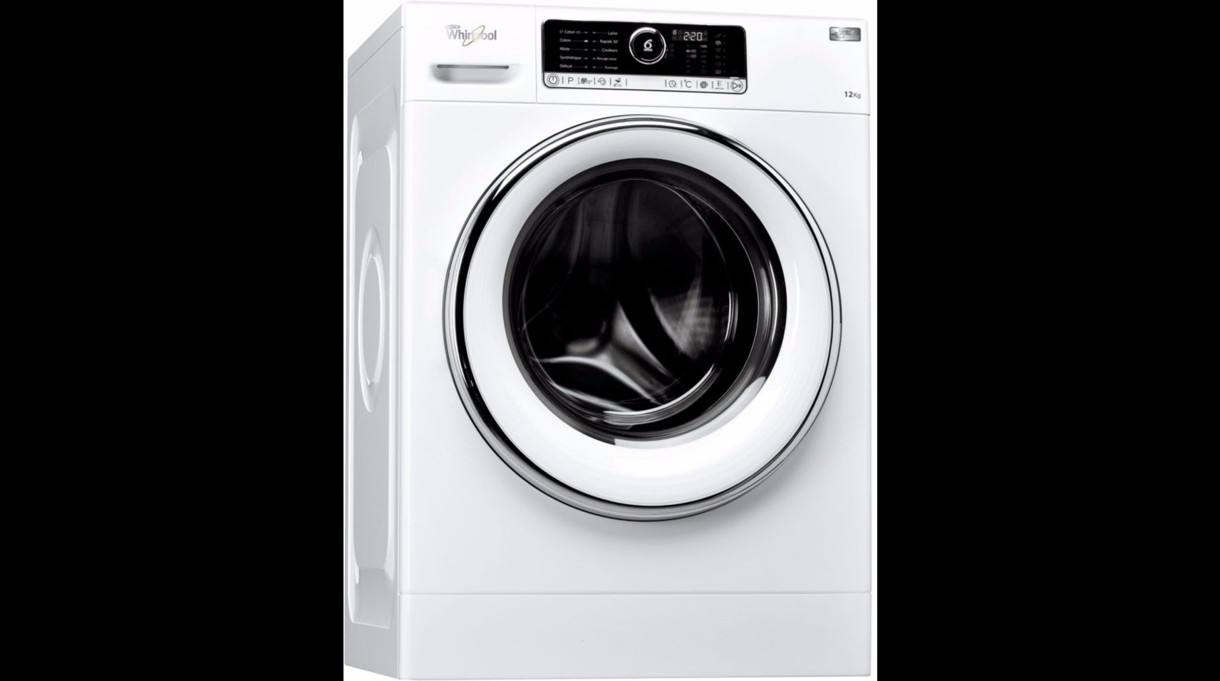 Photo Lave linge Whirlpool Frontal FSCR12420