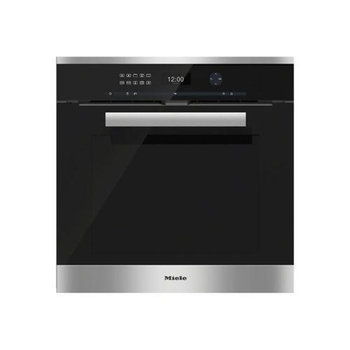 Photo Four Miele Multifonction Pyrolyse H6461BPIN