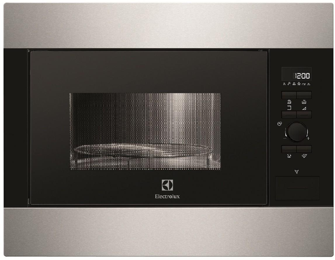 Photo Micro-Ondes Gril Encastrable Electrolux EMS26004OX