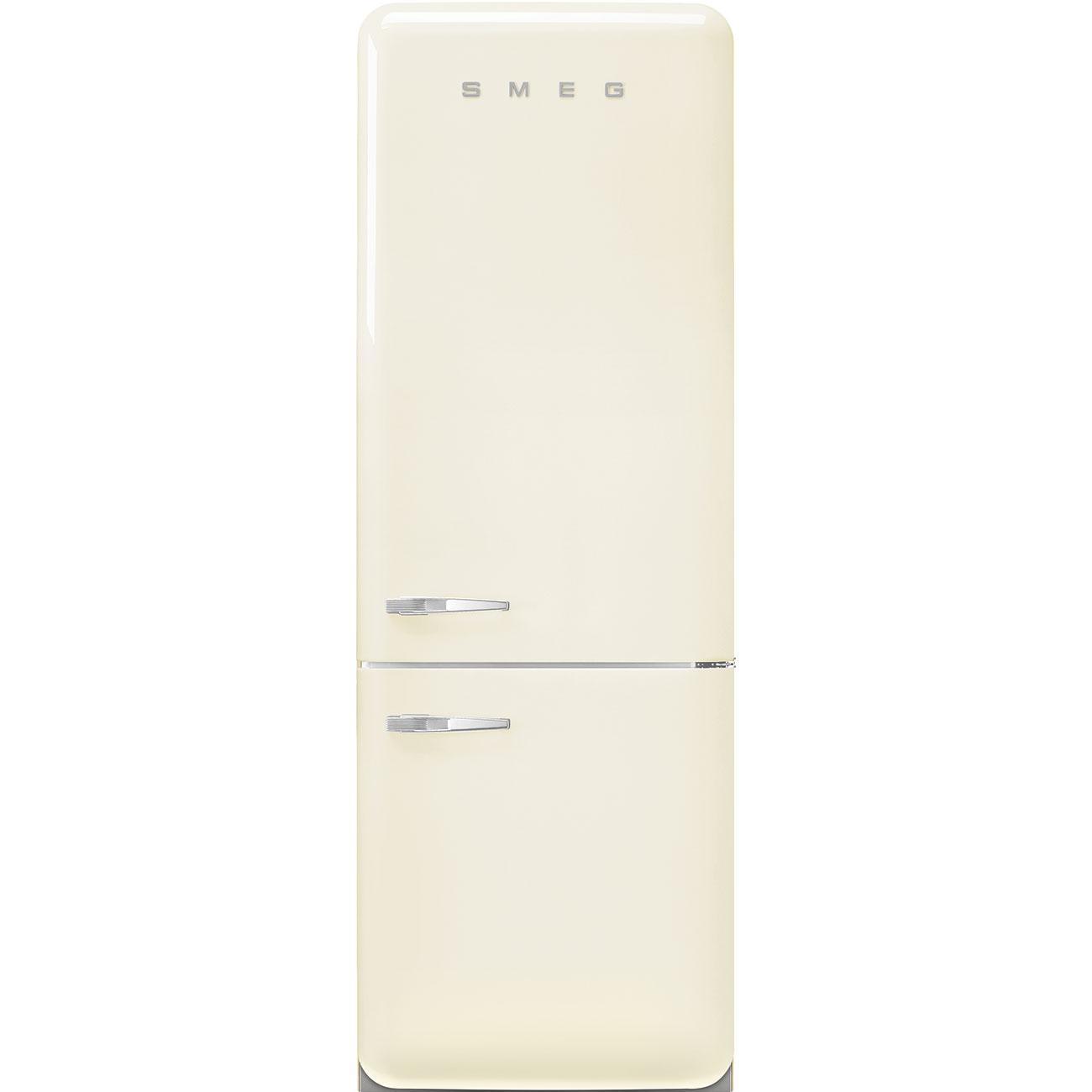 Photo Réfrigérateur Combiné Smeg FAB38RCR5