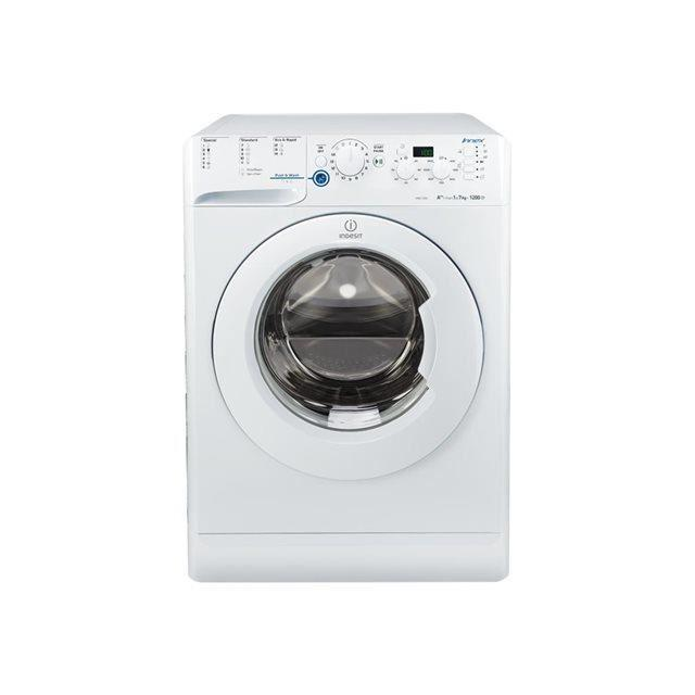 Photo Lave linge Indesit Frontal BWD61252WFR