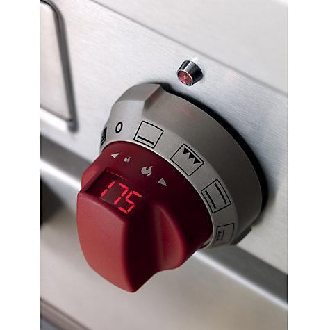 bouton escamotable - Cuisinière Mixte Sub-Zero ICBDF604CG