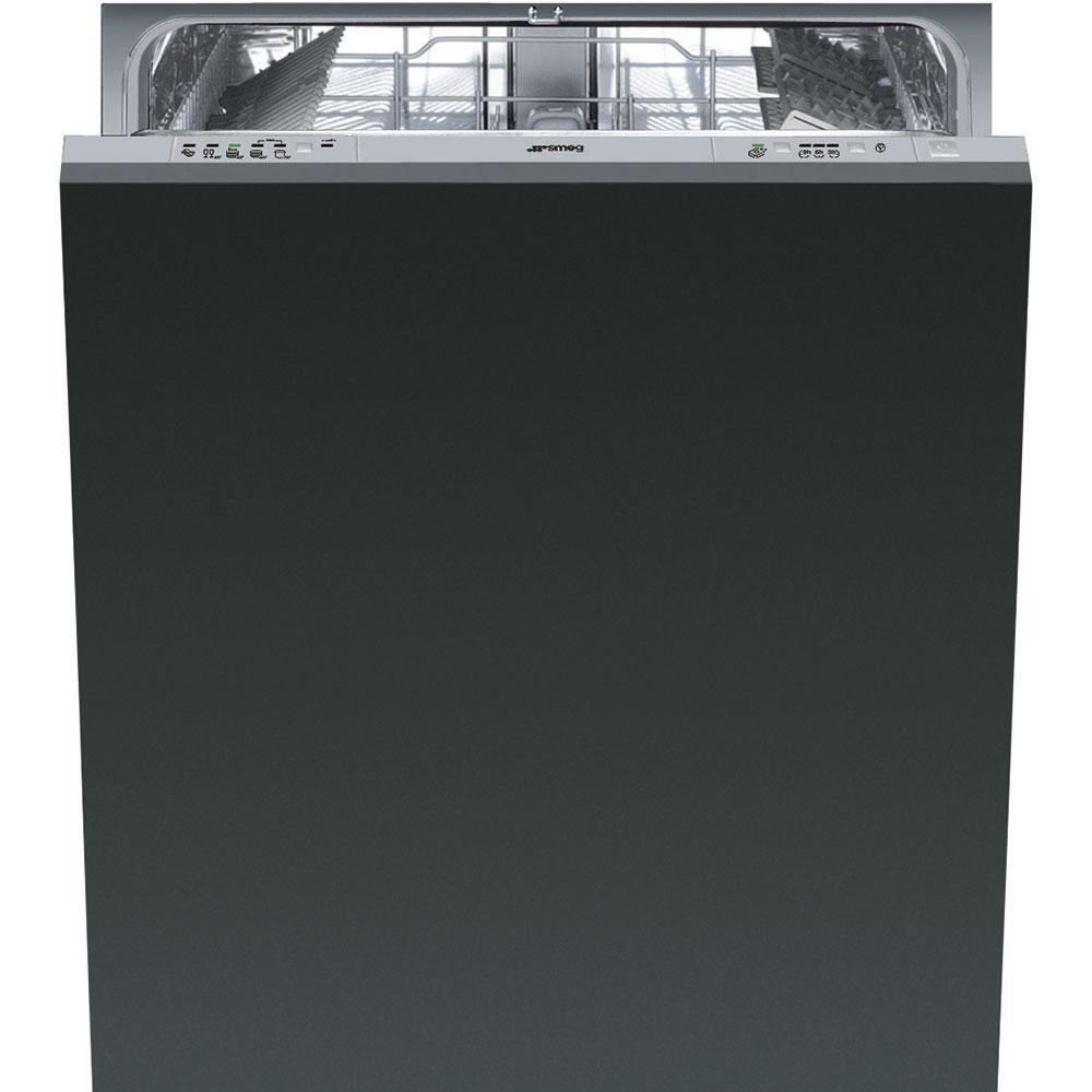 Lave vaisselle int grable smeg st8647 3 electromenager grossiste - Lave vaisselle semi integrable ...