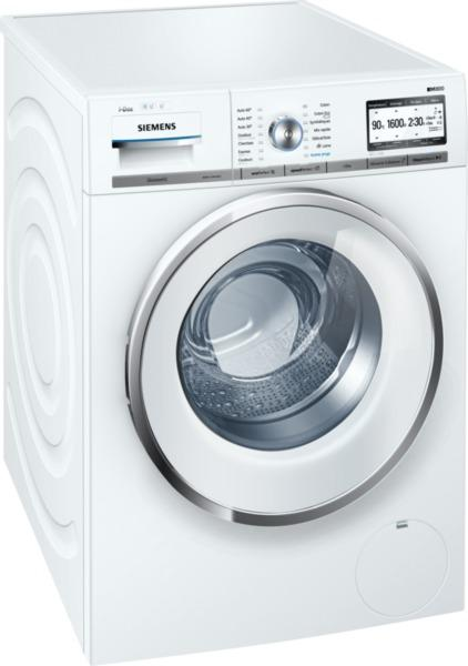 Photo Lave linge Frontal Siemens WMH6Y892FF