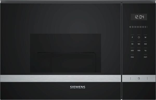 Photo Micro-Ondes Encastrable Siemens BF555LMS0