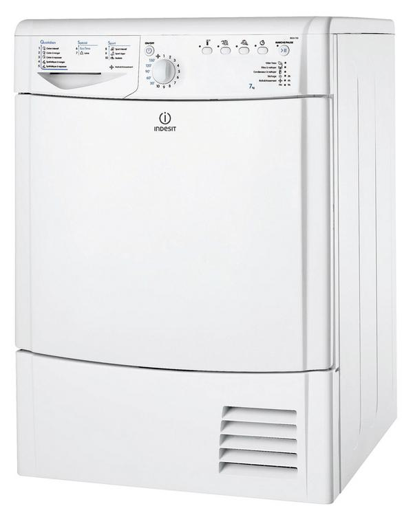 Photo Sèche Linge Condensation Indesit IDCL75BHR